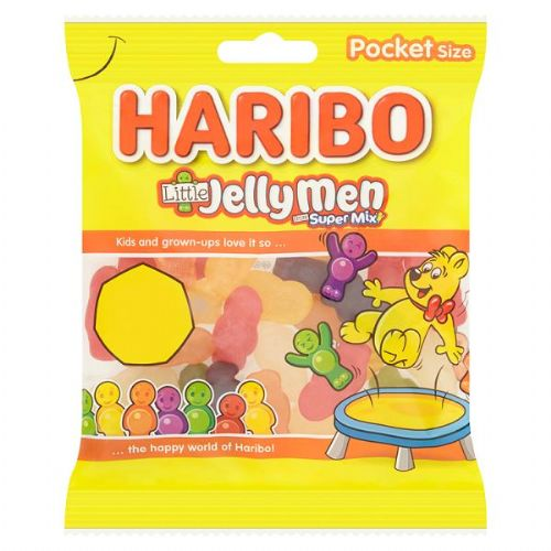 Haribo Little Jelly Men 70g (UK)
